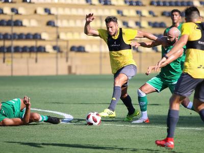 Guaraní ganó un juego y perdió otro