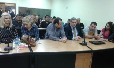 Ratifican sentencia a autores y cómplices del crimen de Doutreleau