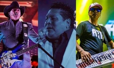"HOY / Bronco, Ángeles de Charly y Damas Gratis encabezan el festival ""Ja'umina"""