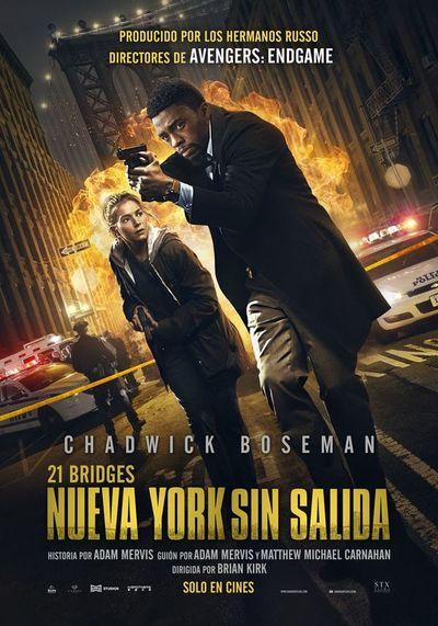 Nueva York sin salida (2D)