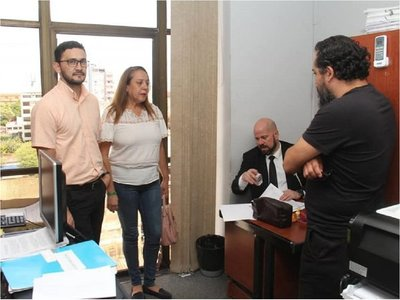 Recaudación paralela: Casco, Servín y Ocampos se abstienen de declarar