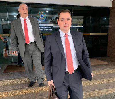 Proceso judicial en Brasil es habitual, de acuerdo con la defensa de Cartes