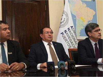 ANNP pretende cobrar peaje a las barcazas por navegar en la hidrovía
