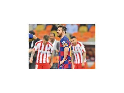 Atlético Madrid eliminó al Barca de la Supercopa