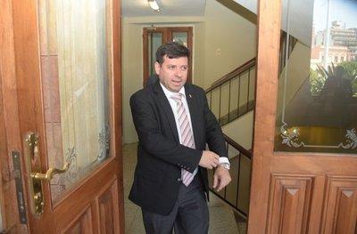 Exsecretario privado del Ministerio del Interior pidió suspensión de audiencia