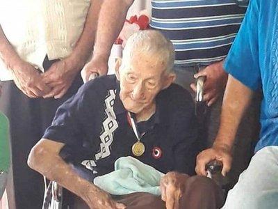 Fallece excombatiente de la Guerra del Chaco en Guairá
