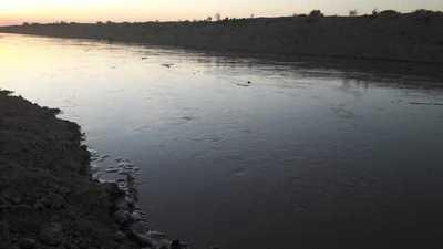 El Pilcomayo discurre sin problemas en canal paraguayo