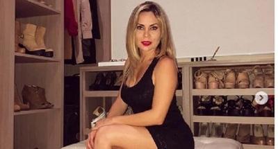 Dahiana Bresanovich internada por un problema de salud
