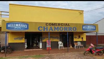 Concepción: Delincuentes asaltan local comercial