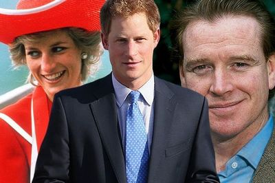 El Príncipe Carlos podría no ser el verdadero padre de Harry, el hijo menor de Lady Di
