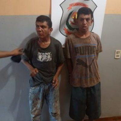 Ronda de tragos termina con un herido en Santa Rita