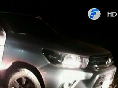 Familia sufre asalto en Carmen del Paraná