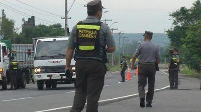 Brasileño denuncia supuesta extorsión de agentes de la Caminera
