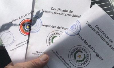 Migraciones recuerda que es obligatorio presentar Certificado de vacuna contra fiebre amarilla