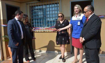 Habilian nuevo sector industrial dentro de la cárcel de mujeres de CDE