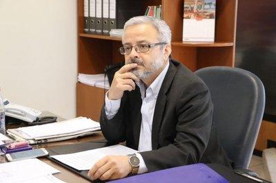 """""""Concluimos categóricamente el desempeño criminal que ha tenido Darío Messer aquí en Paraguay"""" Senador Jorge Querey"""