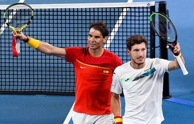 Serbia y España completan las semifinales