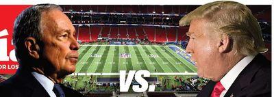 Super Bowl: guerra de anuncios políticos