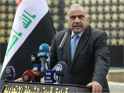 Iraquíes protestan en masa contra EEUU e Irán y Bagdad pide salida de tropas