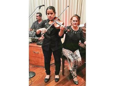 Fiscalía descarta una muerte violenta de conocida violinista