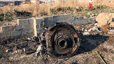 Irán reconoce que «involuntariamente» derribó avión ucraniano