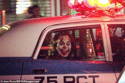 ¡Arrestaron al Joker! Joaquin Phoenix fue detenido en una protesta por el cambio climático