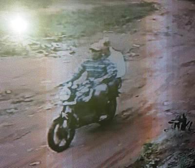 Sin pistas de motochorros •