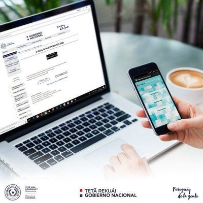 Estado de expedientes ingresados en Hacienda se pueden verificar online