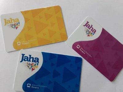Usuarios de Jaha deberán actualizar la tarjeta en puntos de recarga