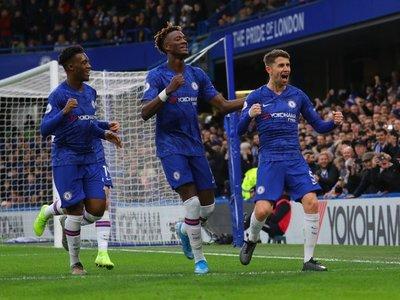 Chelsea vence al Burnley y refuerza su posición de 'Champions'