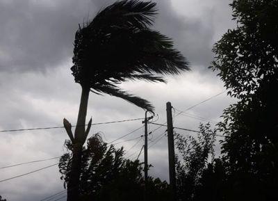 Renuevan alerta meteorológica para la región Oriental