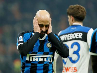 El Atalanta frustra el intento de escapada del Inter