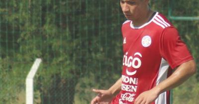 Aldo Maíz fue llamado a la Sub 23