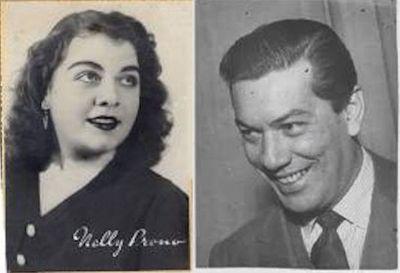 Nelly Prono y Jacinto Herrera, dos grandes
