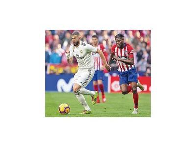 Real Madrid y Atlético van por la Supercopa