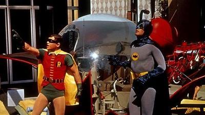 """Hace 54 años que se estrenó en EE.UU. la icónica serie """"Batman"""""""