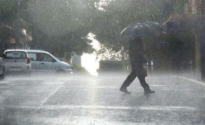 Emiten alerta por tormentas para siete departamentos