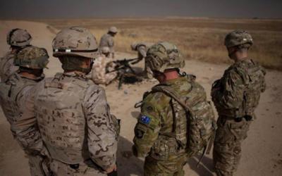 Al menos cuatro heridos tras ataque a una base militar en Irak