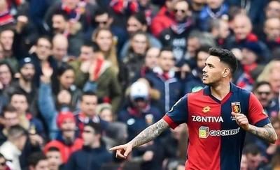 HOY / Tony vuelve al gol,  pero Genoa se hunde en la zona caliente