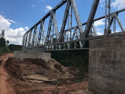 MOPC invertirá US$ 6,6 millones en puentes