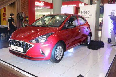 Nuevo modelo Hyundai atrapa con gran diseño