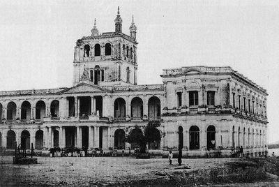 Asunción ocupada