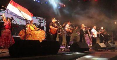 Música paraguaya en Tirol