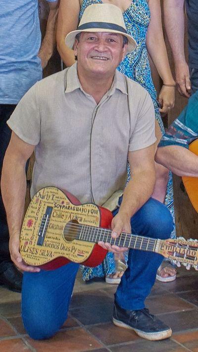 Ulises Silva y los Añamemby, en Drácena