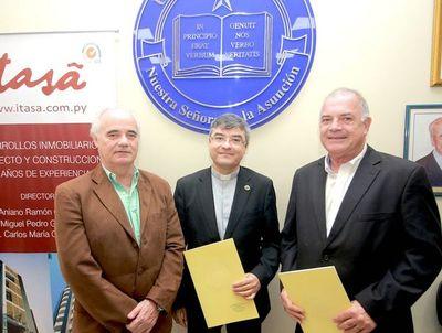 Itasã SA avanza en el desarrollo de nuevas obras