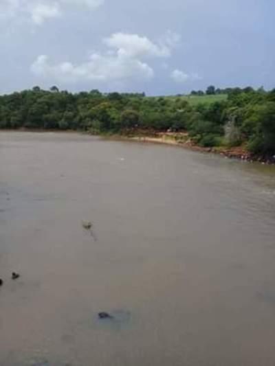 Registran desaparición de dos menores en el Río Monday