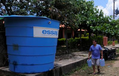 Essap instalará 12.000 tanques domiciliarios en zonas críticas