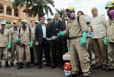 Anuncian contratos en IPS en el marco de lucha contra el dengue