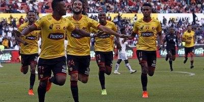 Barcelona SC incorpora un delantero paraguayo de la MLS
