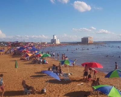 Encarnación no resiente crisis regional y sigue encabezando opciones turísticas